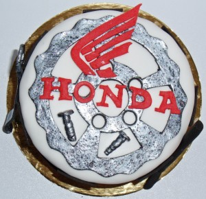 Tarta Honda